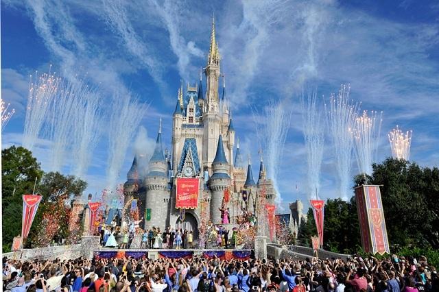 Điểm danh 4 công viên nổi tiếng ở Orlando