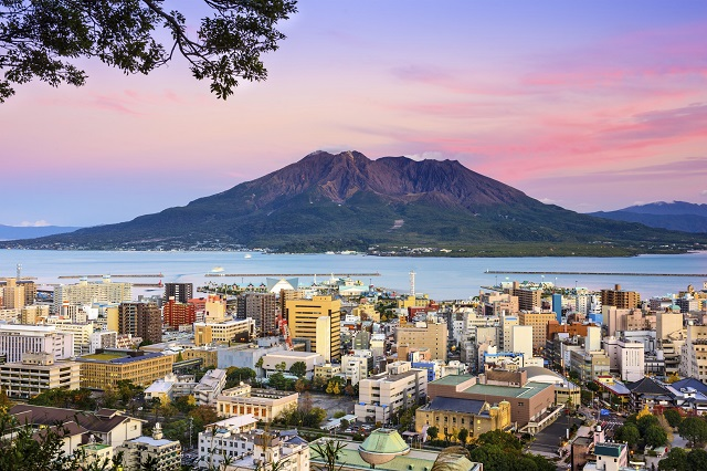 """Kyushu đảo """"thiên đường"""" cho những kỳ nghỉ ở xứ hoa anh đào"""