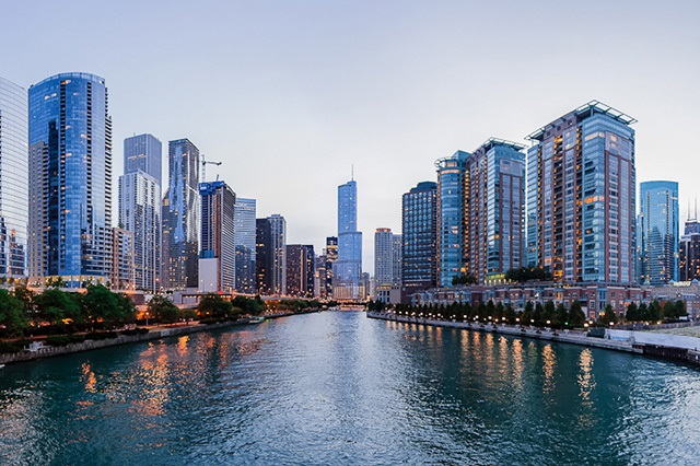 "Điểm qua các trung tâm mua sắm ""hot"" nhất Chicago"