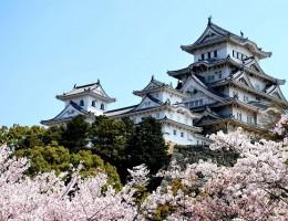 Top 10 lâu đài đẹp nhất ở Nhật Bản